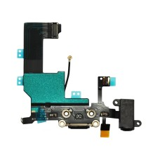 dock_connector_charging_port_headphone_flex_cable_for_apple_iphone_5_black